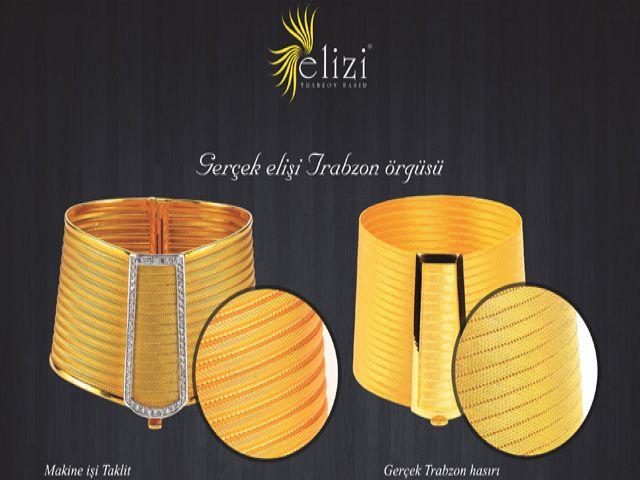 Altın Takılar Ve MODA Olan Tasarımlar