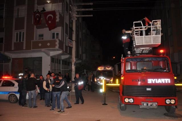 Şehit Ateşi Yine Osmaniye'de Düştü