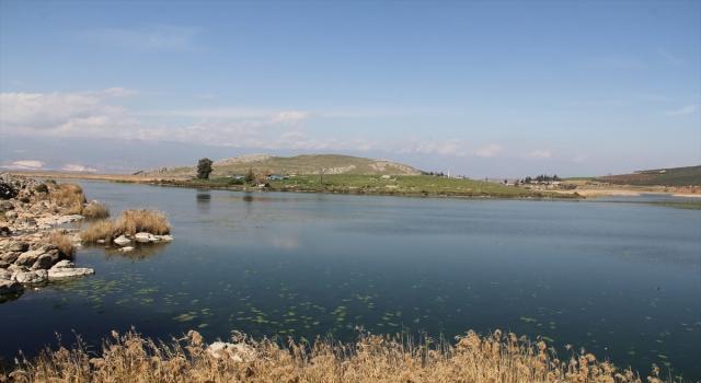 Hatay'daki Gölbaşı Gölü turizme kazandırılacak