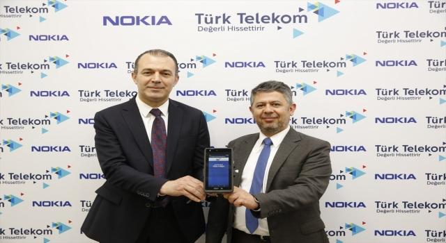 Türk Telekom'dan 5G'de 4.5 Gbps üzeri hızla yeni dünya rekoru