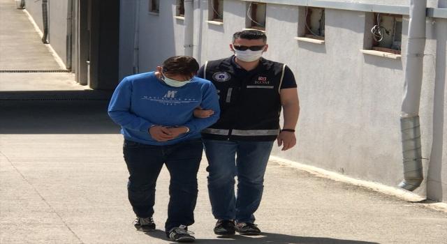 Adana'da tefecilik yaptığı öne sürülen zanlı gözaltına alındı