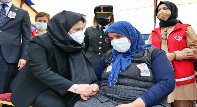 PençeYıldırım Operasyonu'nda şehit düşen Mustafa Çalım, Osmaniye'de son yolculuğuna uğurlandı