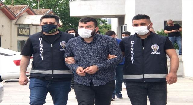 Adana'da avukatın silahla yaralanması soruşturmasında yakalanan 3 zanlıdan  1'i tutuklandı
