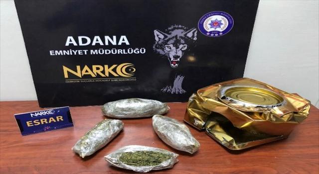 Adana'da uyuşturucu operasyonlarında yakalanan 16 şüpheli tutuklandı