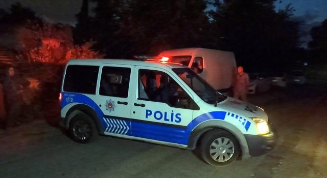 Antalya'da başkasının evine girip camları kıran kişi gözaltına alındı