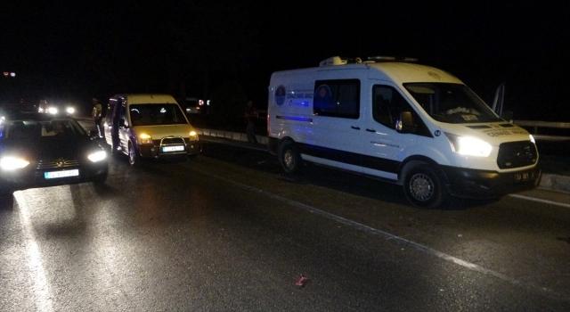 Mersin'de otomobilin çarptığı kadın yaşamını yitirdi