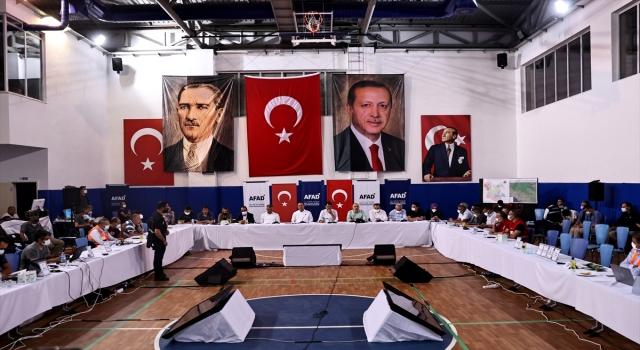 Dışişleri Bakanı Çavuşoğlu, Antalya'daki yangınlar hakkında konuştu: