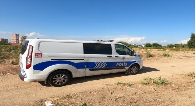 Antalya'da boş arazide Veli Gürbüz'ün cesedi bulundu