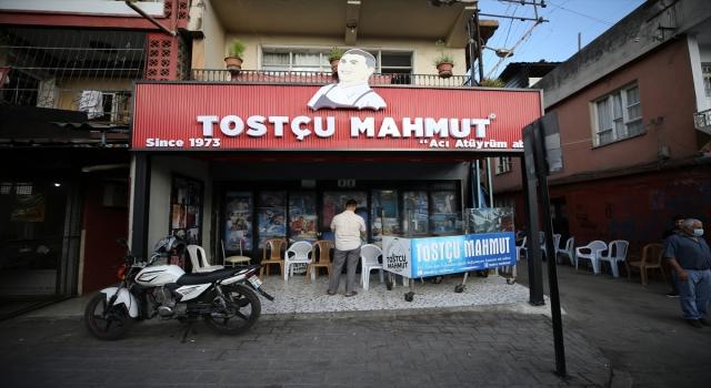 """Adana'da """"Tostçu Mahmut""""un yası tutuluyor"""