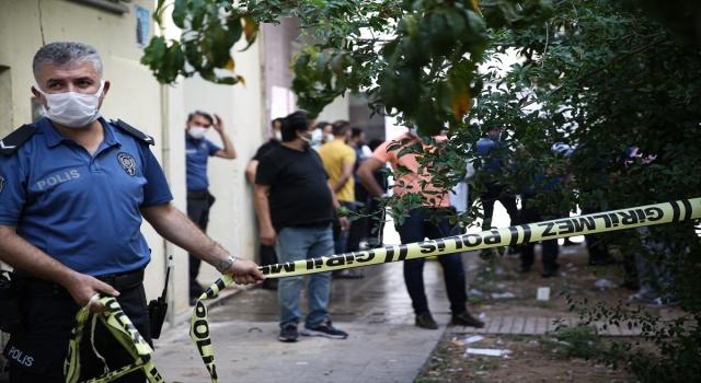 Mersin'de apartman dairesinde çıkan yangında iki çocuk annesi kadın öldü