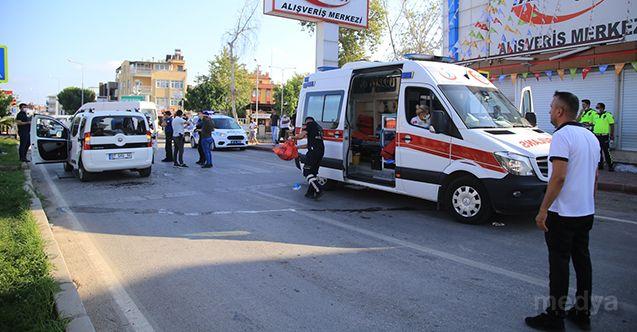 Antalya'da bıçaklı kavgada 1 kişi öldü, 6 kişi yaralandı | Medya ...