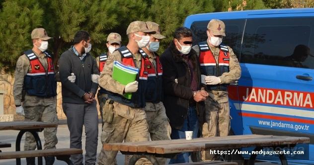 Gaziantep'te bir kişiyi gasbeden 4 zanlı tutuklandı
