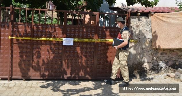 Gaziantep'te iki haftada 534 ev Kovid-19 nedeniyle karantinaya alındı
