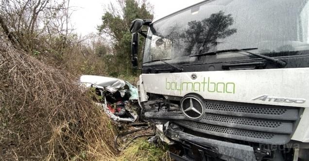 Sarıyer'de Trafik Kazası: 1 ölü