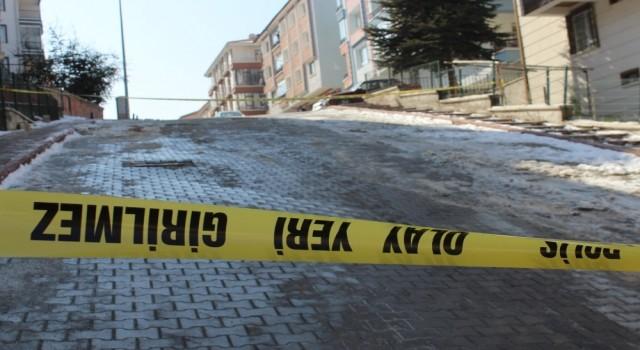 Ankarada bir kadın sokak ortasında vurularak hayatını kaybetti