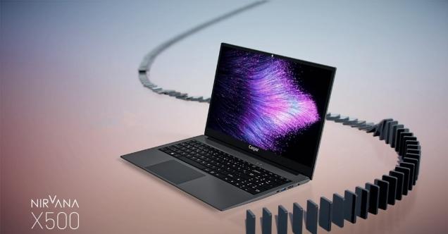 """Casper Nirvana X500, """"Bir iş bilgisayarından fazlası"""""""