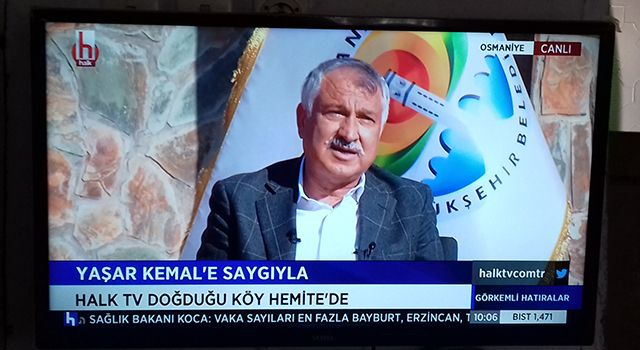Osmaniyeli Kendi Değeri Olan Yaşar Kemal'e Sahip Çıkmadı