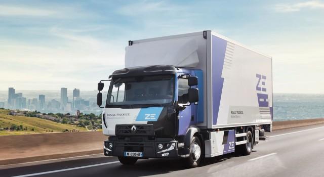 Renault Truck, Türkiye'de satışlarını artırdı