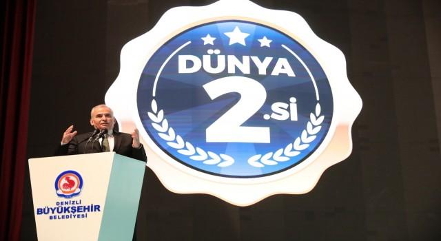 Başkan Zolan: Bu başarı hepimizin