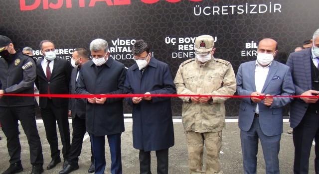 Vanda Dijital Gösterim Merkezi açıldı