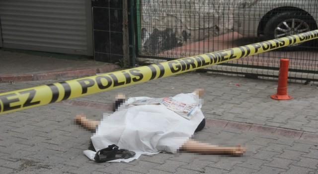 9 katlı işhanının çatısından düşen kadın öldü