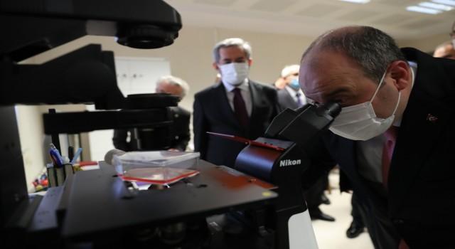 """Bakan Varank: (Adenovirüs temelli aşı adayı)Daha etkin olacağını düşünüyoruz"""""""