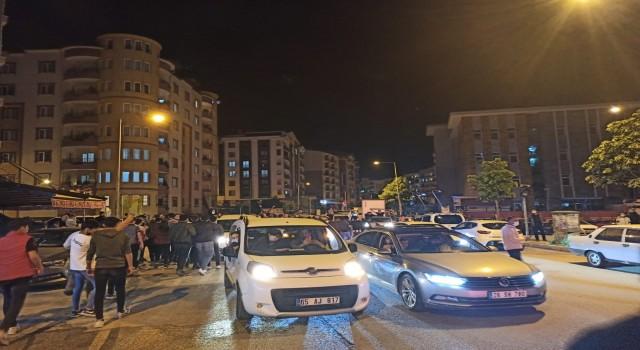 Vanda Beşiktaşın şampiyonluk coşkusu