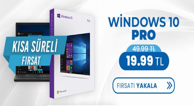 Windows 10 Pro Satın Al: Uygun Bana