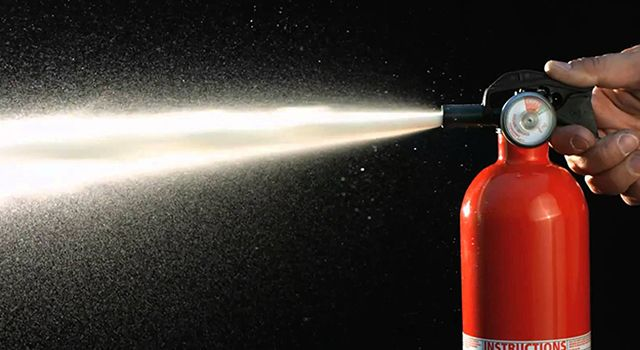 Yangın Tüpü Dolumu Nasıl Yapılır