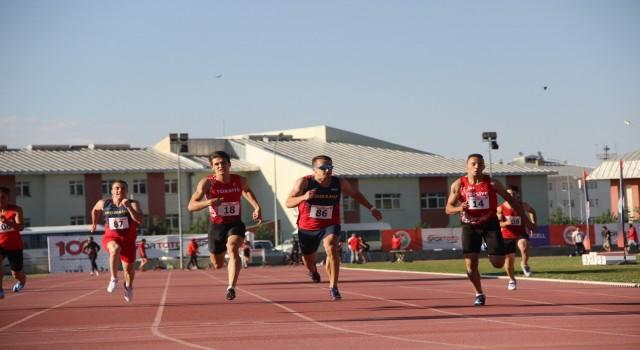 Atletler Erzurumda ter dökecek