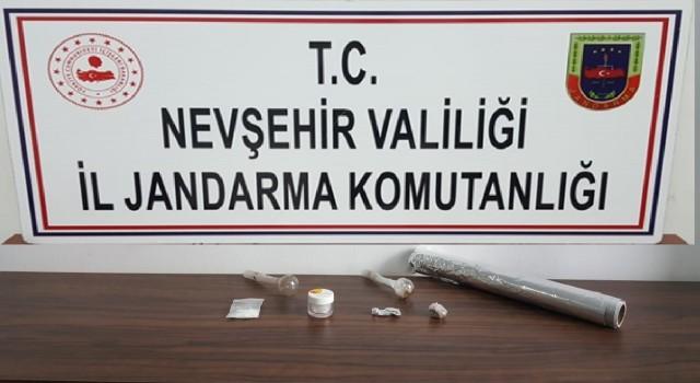 Bağ evinde 17 gram uyuşturucu ele geçirildi