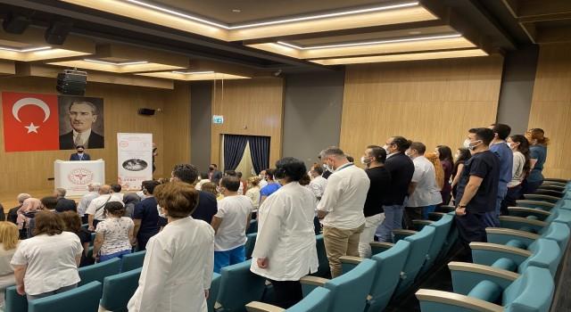 Başakşehir Çam ve Sakura Şehir Hastanesinde 1 yılda 22 böbrek nakli gerçekleşti