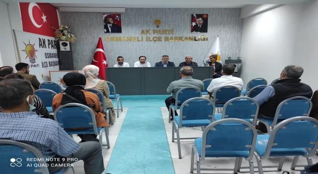 Başkan Yıldırım, haftalık olağan yönetim kurulu toplantısına katıldı