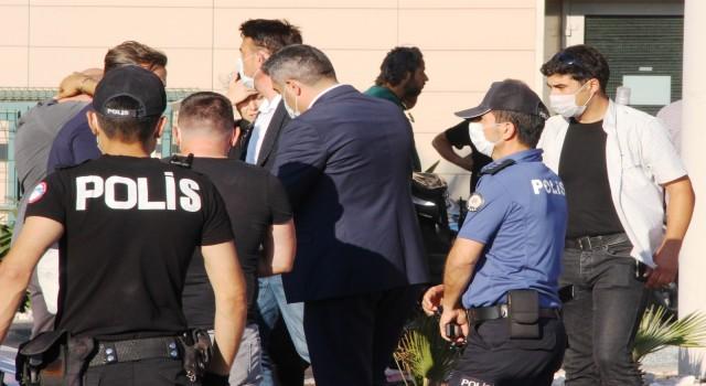 Bodrumda 1 polis memuru çıkan çatışmada şehit oldu