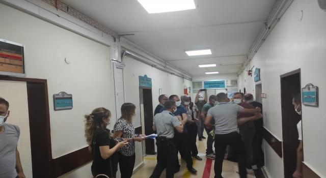 Diyarbakırda rehine kurtarma tatbikatı