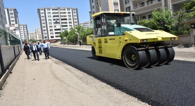 Diyarbakırın gelişen yüzü Bağcılarda sokaklar hizmetle huzura kavuşuyor