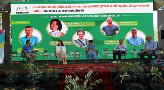 Farm Network ile tarımın kalbi Gaziantepte attı