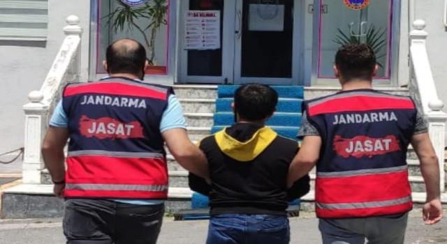 JASAT ekipleri 8 yıl 4 ay hapis cezası bulunan şahsı yakaladı