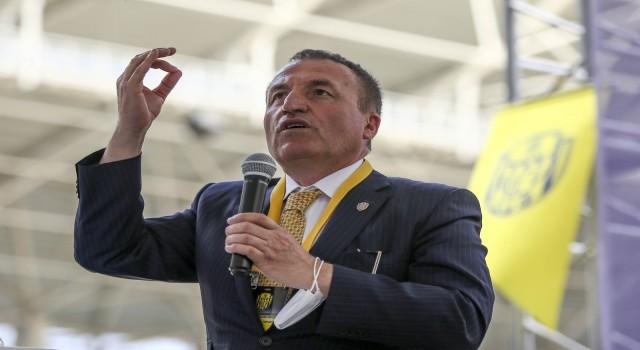 MKE Ankaragücünde yeni başkanı Faruk Koca oldu