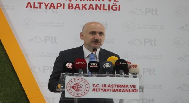 PTTnin çevre dostu elektrikli araçları İstanbulda kullanılmaya başlandı