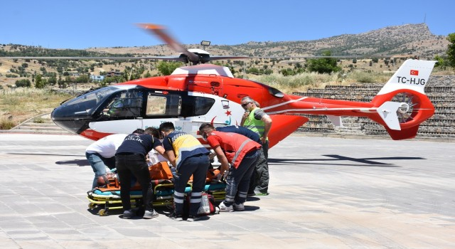 Şırnakta UMKEden gerçeği aratmayan helikopter destekli arama kurtarma tatbikatı