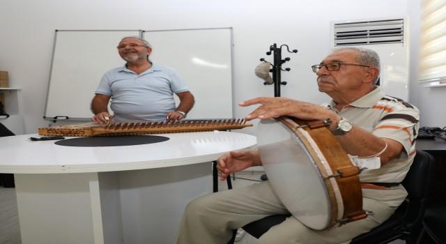Aktif Yaşlı Hizmet Merkezinde etkinlikler yeniden başladı