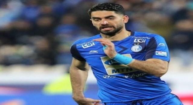 Kayserispora İranlı orta saha futbolcusu