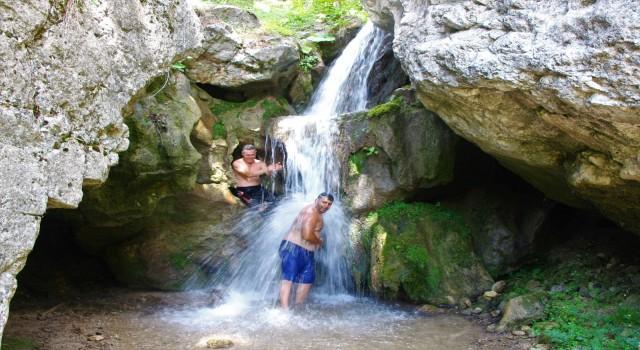 Amasyanın serinleten saklı cenneti: Aktaş Şelalesi