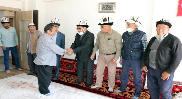 39 yıl önce Afganistandan göç eden Kırgızlar, Türkiyede olmanın mutluluğunu yaşıyor
