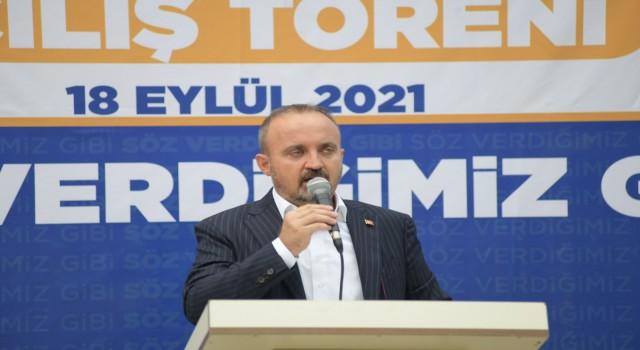 """AK Partili Turan: """"AB, savunduğu değerleri kağıt üzerinde bırakmamalı artık"""""""
