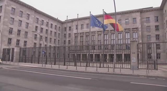 Almanyada savcılıktan Federal Maliye Bakanlığı ve Adalet Bakanlığına baskın