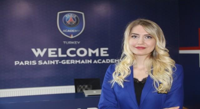 Erzurumda Paris Saint-Germain Futbol Akademisi açıldı