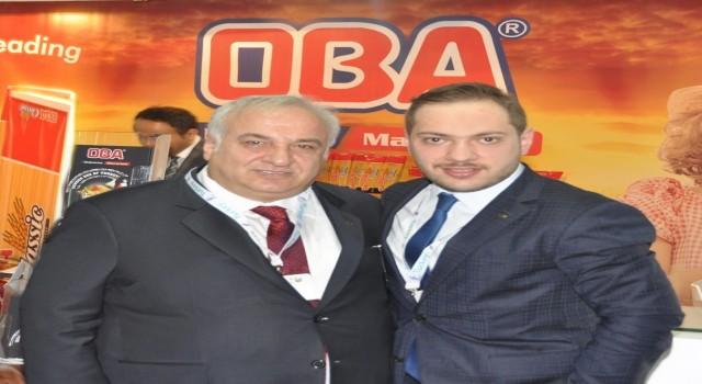 Oba Makarnaya Türkiye ihracat sektör şampiyonluğu ödülü