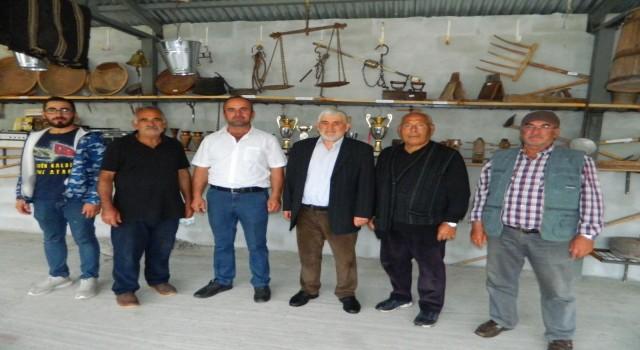 Posofta tarihi eserlerin sergilendiği müze açıldı